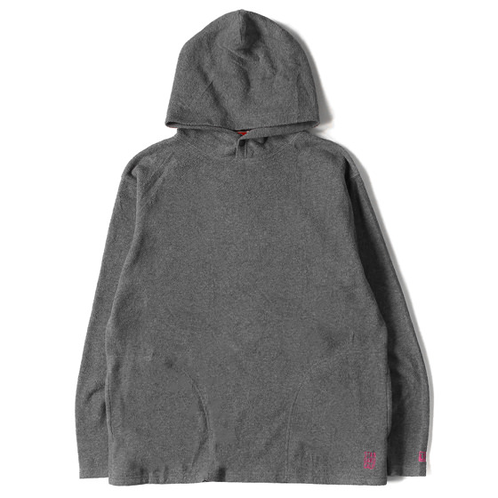 18A/W フリースプルオーバーパーカー(SD FLEECE PULLOVER HOOD / DLS L2)